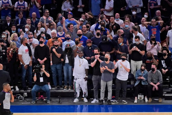 Knicks vs Hawks