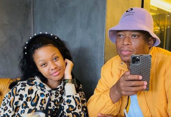 Mampintsha's mother, Zama claims she's being neglected by her son