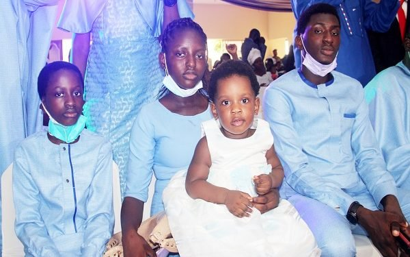GOFAMINT buries General Overseer's son, Pastor Emmanuel Folorunso Abina