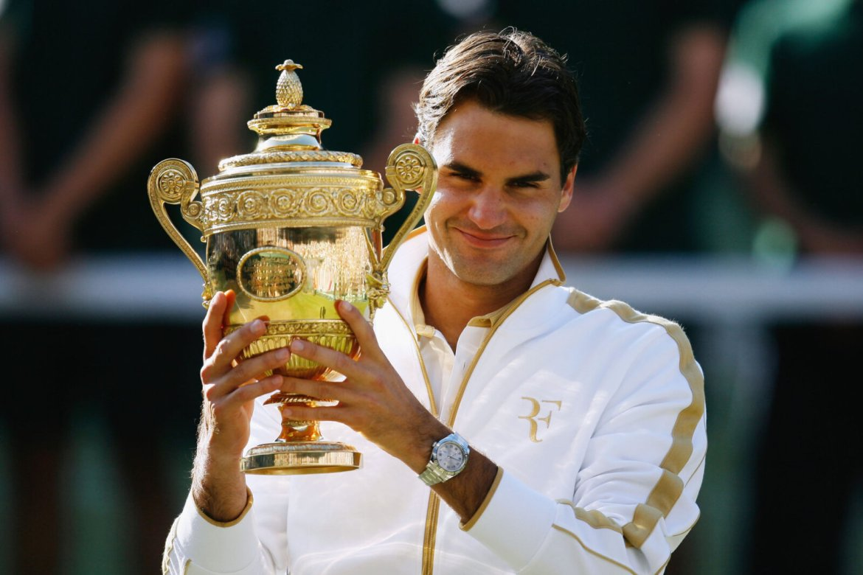 Roger Federer/Wimbledon Championships 2021
