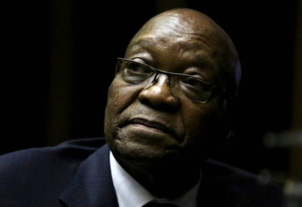 Former SA president, Jacob Zuma sentenced to 15 months in prison