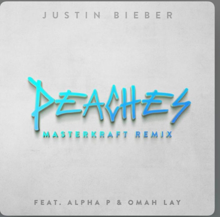 Justin Bieber ft. Omah lay & Alpha P - Peaches (Masterkraft Remix)