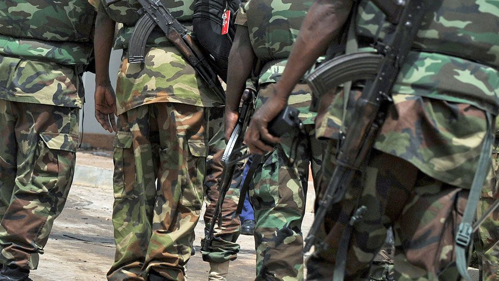 Soldiers allegedly stab DSS operative to death inside Ekiti hotel