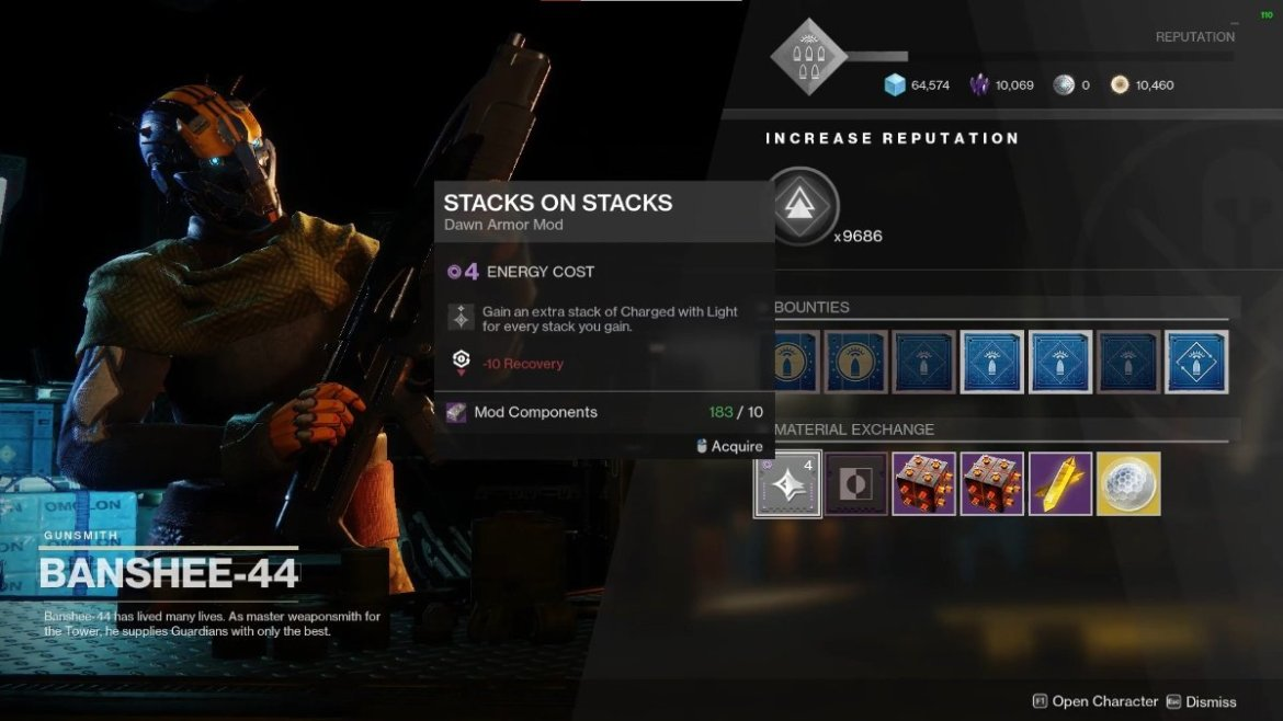 Destiny 2: What Is Stacks on Stacks and How to Use It