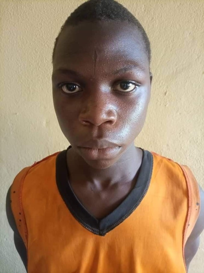 Teenager arrested for defiling neighbour's 4-year-old granddaughter in Adamawa