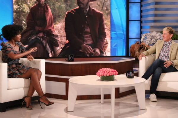 Thuso Mbedu stuns on The Ellen show (Video)