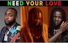Ayanfe Ft. Stonebwoy & Davido - Need Your Love