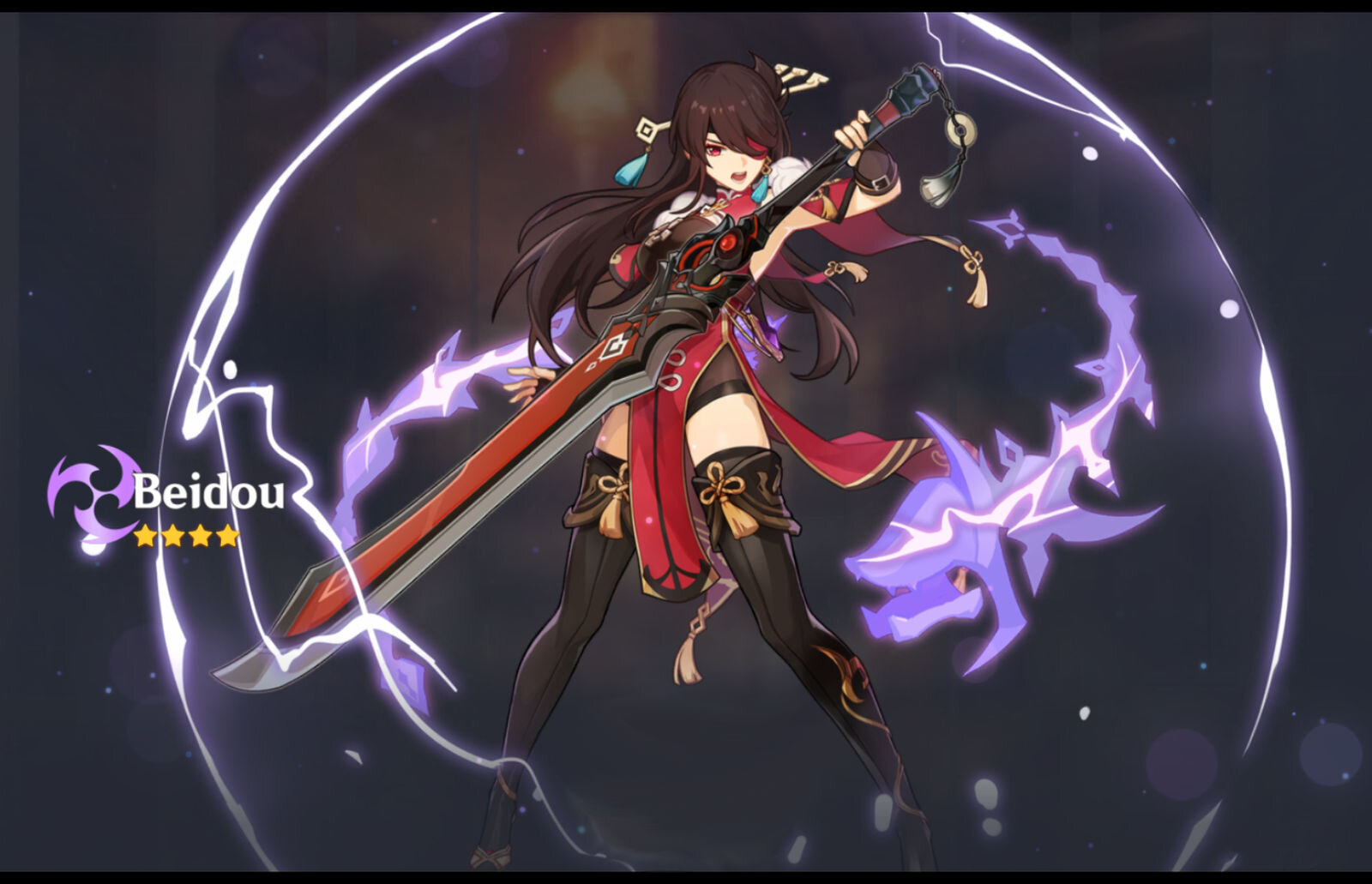 Genshin Impact Version 1.6: Beidou Is in Her Prime All Thanks to the Electro Buff