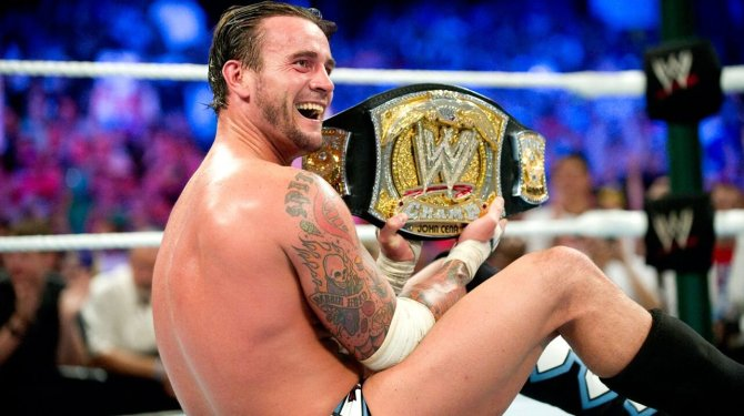 John Cena Pays Tribute to His Arch-Nemesis CM Punk for His Iconic Pipe Bomb Moment in WWE
