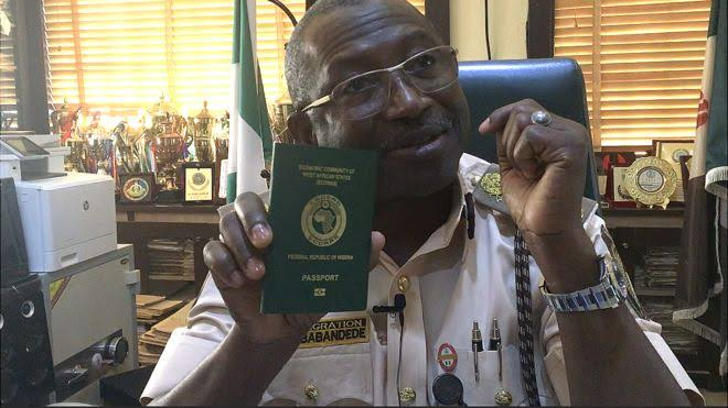Again, Nigeria Immigration postpones application for new passports