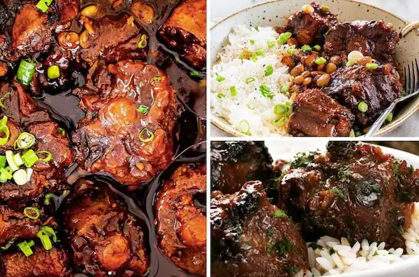 Check out the best & yummiest oxtail recipe in South Africa