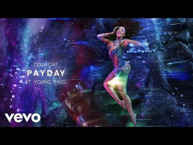 Doja Cat ft. Young Thug - Payday
