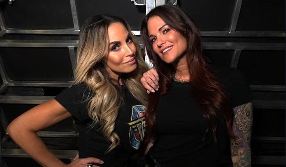 """""""We Were on This Journey Together"""" – WWE Legend Trish Stratus Reveals Her Special Relationship with Lita"""