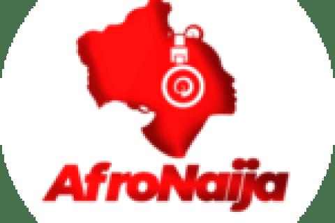 Buhari presents APC flags to Ayade, Matawalle (PHOTOS)