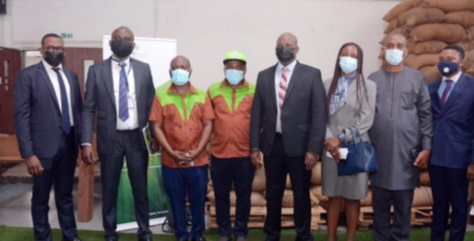 NIRSAL provides N1.15bn cocoa export facility in Lagos