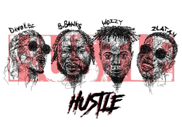 "Bbanks ""Hustle"" Featuring Davolee & Zlatan & Superwozzy"