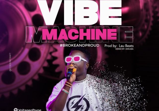 Voltage of Hype - Vibe Machine #BrokeAndProud