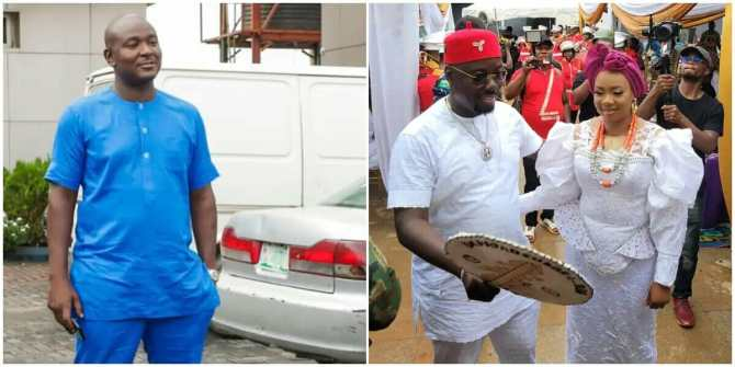 Why I didn't spray money at Obi Cubana's mum's funeral – Akin Alabi