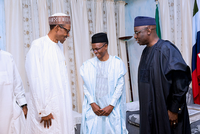 Pastor Tunde Bakare is one of the most influential persons in my life, introduced me to Buhari – El-Rufai