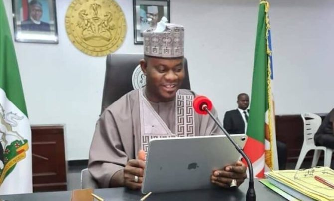 'You are a wind of welcome change' – UNIJOS alumni endorse Yahaya Bello for 2023 presidency
