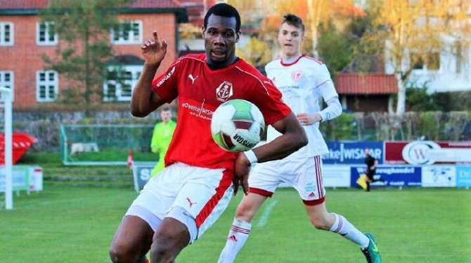UK Police reveal why Nigerian footballer, Kelvin Igweani was shot dead