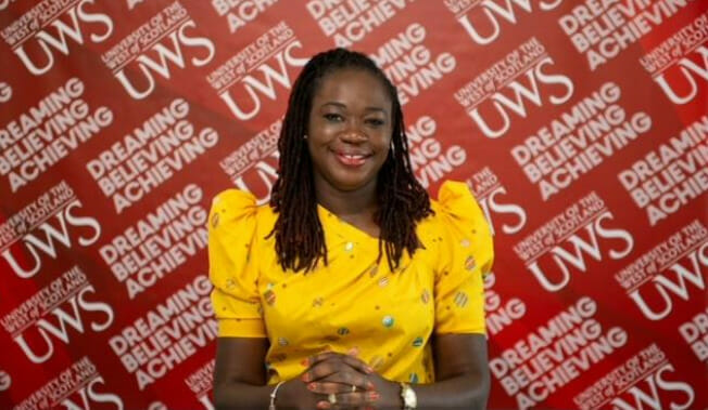 Nigerian woman, Yekemi Otaru appointed Chancellor of university in Scotland