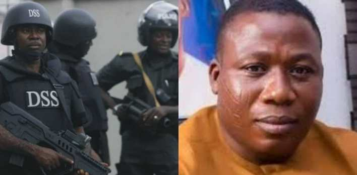 Pray for Igboho, he was severely injured after DSS raided his house – Counsel