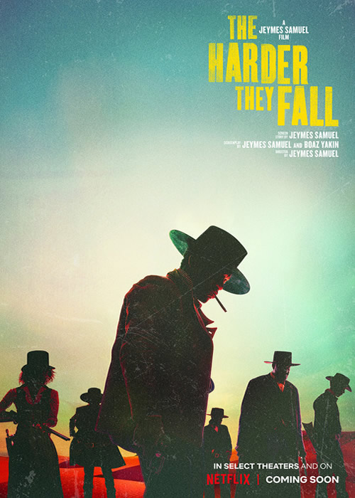 Download: The Harder They Fall (2021)