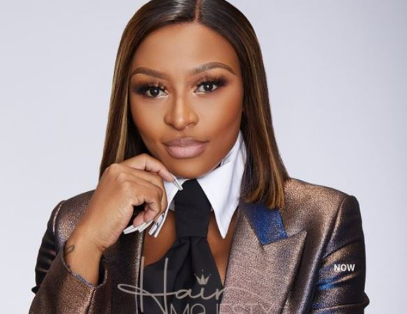 DJ Zinhle shares moments at her hair brand launch (Video)