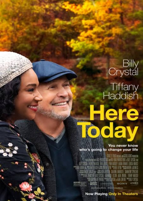 Here Today (2021) Hollywood Movie