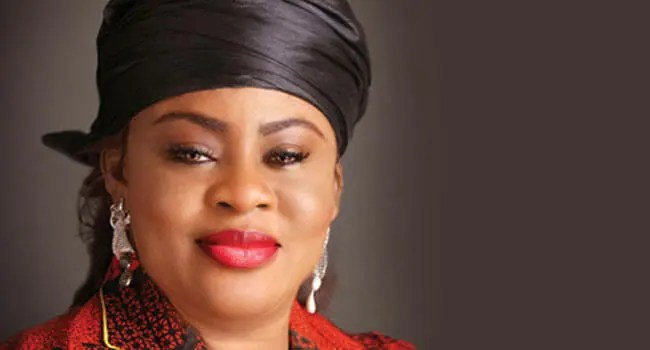 Stella Oduah reveals why she was absent during voting on e-transmission of election results