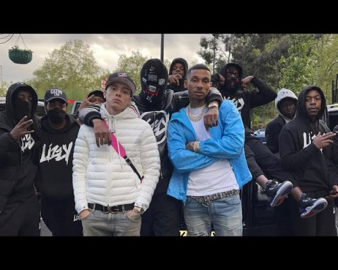 Stay Flee Get Lizzy ft. Fredo & Central Cee - Meant To Be