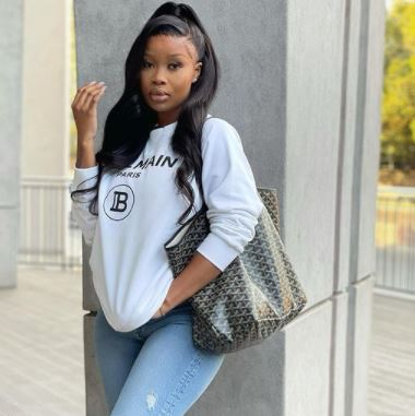 Sithelo Shozi reveals her interest in joining 'The Real Housewives of Durban'
