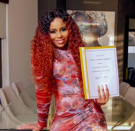 Yolanda Vilakazi announces partnership with new hair brand