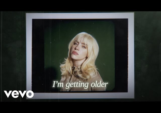 Billie Eilish - Getting Older