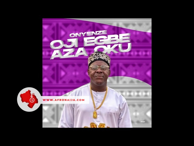 Onyenze - Oji Ogbe MP3