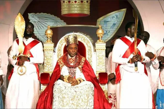 BREAKING: Olu of Warri dissolves Council of Chiefs, others