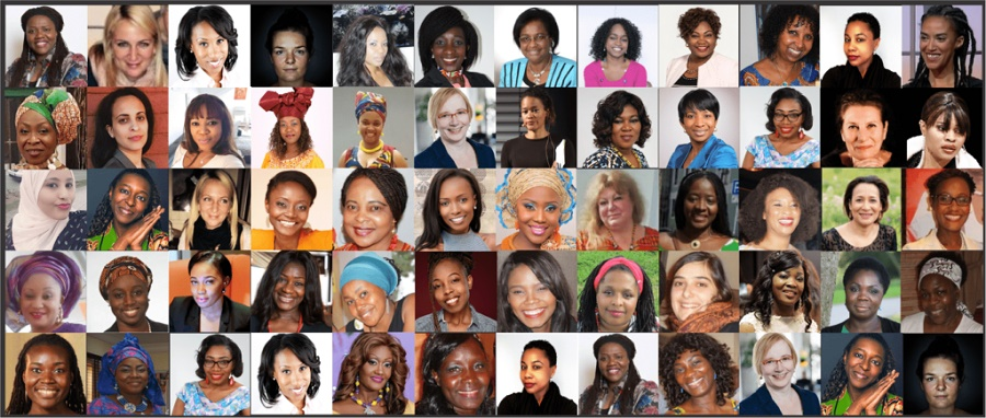 Image result for photos of AFRICAN women OF empowerment
