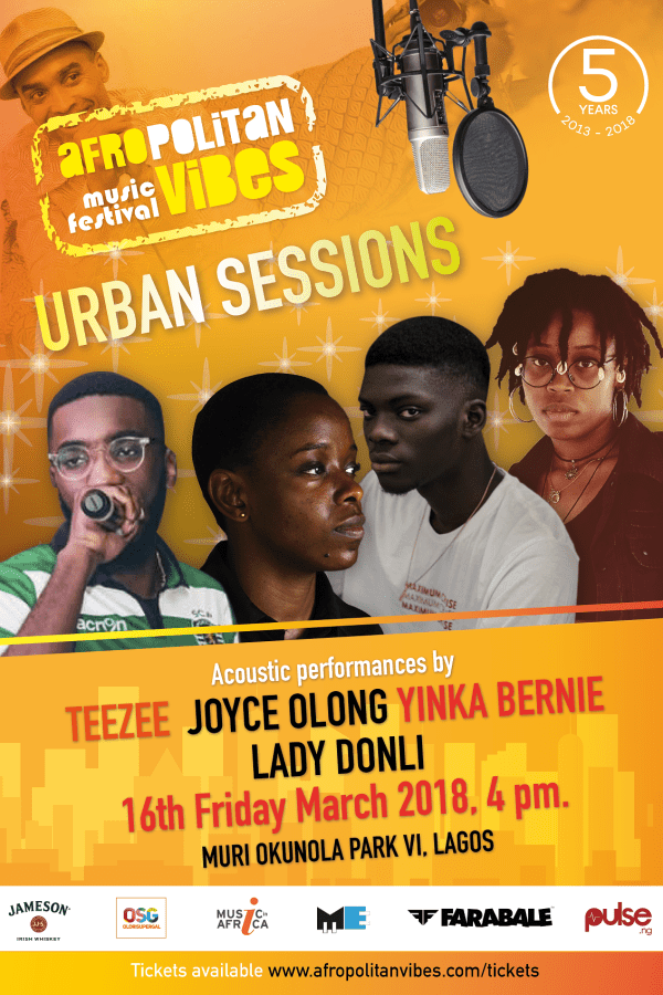 Urban Session – Friday