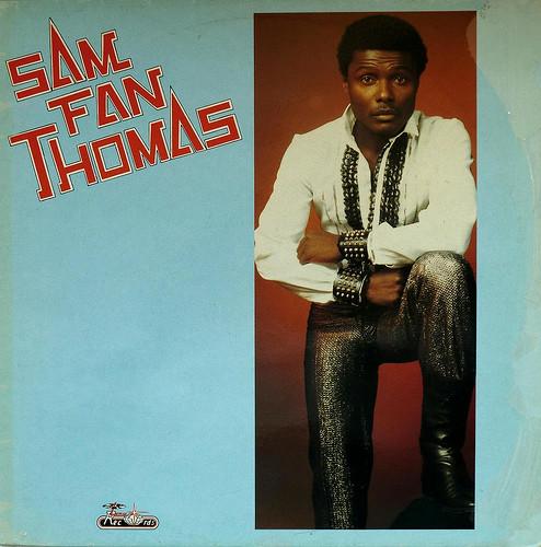 Sam Fan Thomas - Neng Makassi Album Lp