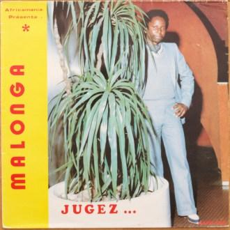 Mexis Ngundu Malonga - Jugez… Album Lp - African Music Online Congo
