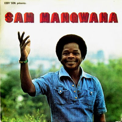 Sam Mangwana - ST Album Lp Congo