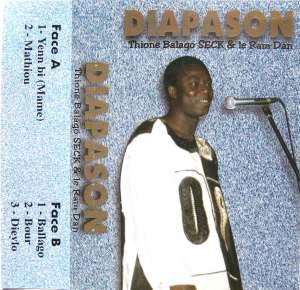 Thione Balago Seck & Le Ram Dan - Diapason Vol.1 Album Lp African Music Online SENEGAL