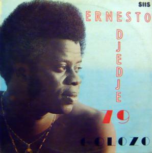 Ernesto Djedje – 79 Golozo album lp -afrosunny-african msic online