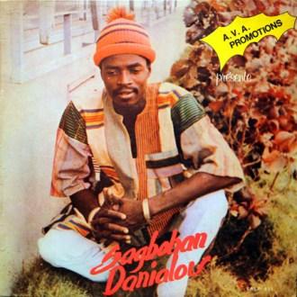 Sagbohan Danialou - St album lp -afrosunny-african music online-benin