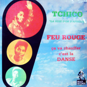 Tchico – Feu Rouge afrosunny-african music album lp online