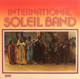 International Soleil Band album lp - st