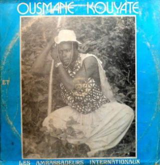 Ousmane Kouyate Et Les Ambassadeurs Internationaux - Kefimba album lp -afrosunny
