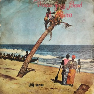 Winam Jazz Band – Winam Jazz Band Of Africa album lp -afrosunny
