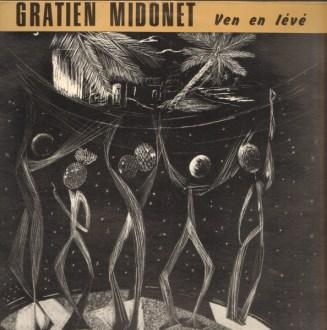 Gratien Midonet – Ven En Leve album lp -afrosunny